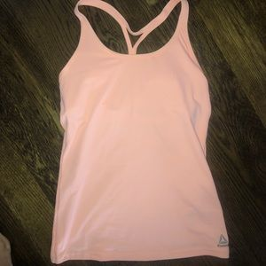 Rebook x les mills work out tank